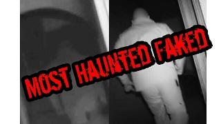 Did Most Haunted capture a ghost on camera?
