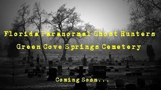 Trailer Green Cove Springs Florida Cemetary Investigation