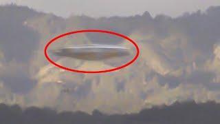 UFO Alien Ship Caught On Camera | Huge UFO Footage 2018