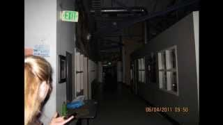 The San Diego Ghost Hunters  - High Tech High - I eat em - Donut  - June 4, 2011