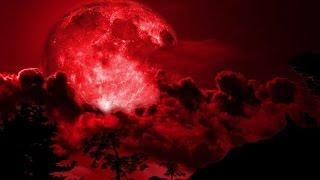 Blood moon' Why is it red