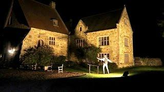INVESTIGATING HAUNTED MANOR HOUSE