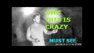WTF CRAZY PARANORMAL EVIDENCE AS WHITE LIGHT APPEARS (MUST SEE)