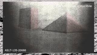 Pyramid and Monolith Found On The Moon