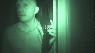 The Jerome Grand Hotel Ghosts - Ghost Box, Apparition, and EVP - Huff Paranormal