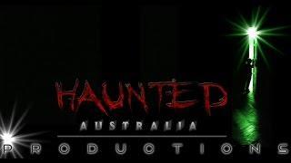Haunted Australia Promo Clip