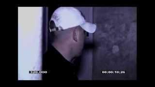 Gun Goes Off While Filming At The Old Lake County Jail.  Living Dead Paranormal