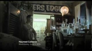 "Haunted Collector Season 1 ""Collector"" promo"