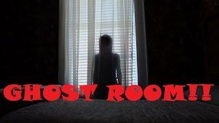 "HAUNTED HOTEL ""GHOST IN ROOM KNOCKS CAMERA OVER"" CAUGHT ON CAMERA!!!"