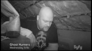 Ghost Hunters: Clip for Season Premiere (8/19/2009) on Syfy