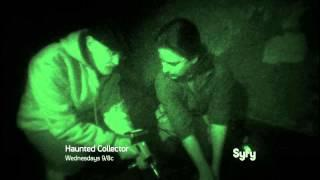 "Haunted Collector: ""Emmitt House Ghosts/Shadow Intruder"" Sneak Peek 