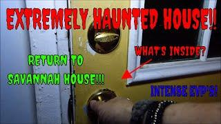 """EXTREME HAUNTED HOUSE """"PARANORMAL CAUGHT ON CAMERA""""!!"""