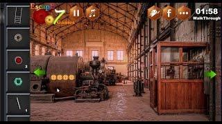 Escape From Industrial Decay walkthrough - Escape007Games.