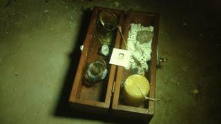 Disburbing Real Scary Dybbuk Jewish Demon Box Attack Footage Possession