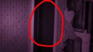 Paranormal Activity Ghost closing door. LaxTon Ghost Sweden Spökjägare