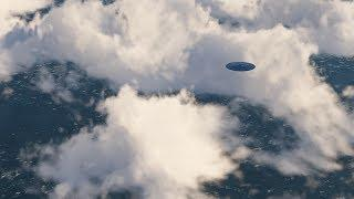 Top Famous UFO Sightings Of 2017   Mysterious UFO Videos
