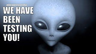 Ouija board sessions, evps spirit box sessions confirm lifetime communication with extraterrestrials
