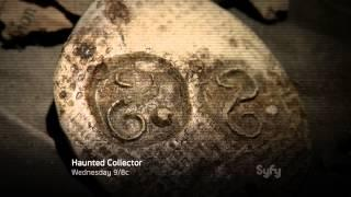 """Haunted Collector: """"Haunted Seminary/Ghost Games"""" Preview 
