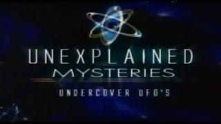 UNDERCOVER UFO - UNEXPLAINED MYSTERIES - Paranormal Supernatural Aliens (documentary)