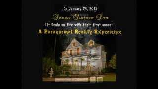 Seven Sisters Inn's Paranormal Evidence with Brian Cano