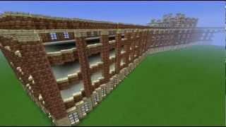 Minecraft Waverly Hills Sanatorium