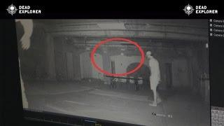 Paranormal Videos: Creepy Hotel Ghost Caught on Camera?