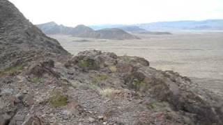 Atop Of Black Mountain & Lake Mojave
