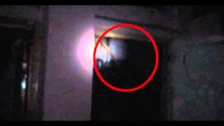 Real ghost hunting video  - SCARY