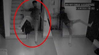 Scariest Paranormal Activity Caught on Camera !! Real Ghost Scary Video Footage 2018