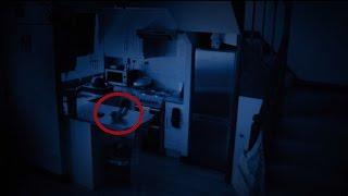 REAL Paranormal Activity Part 7 - Poltergeist Activity Starts Again!