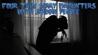 4 True Scary Encounters With Shadow People