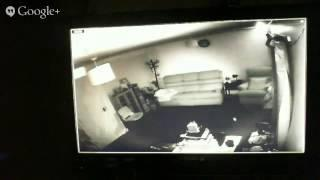 Live Stream in Living Room & Bed Room ,Ghost Box, Ovilus 3