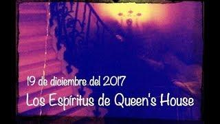 Los Fantasmas de Queen's House / Ghost Area - Area Fantasma