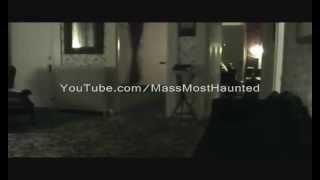 GHOST ATTACK CAUGHT ON CAMERA Scary Ghost Apparition Paranormal Activity Video #10