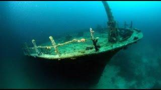 Mystery shipwreck discovered off North Carolina coast