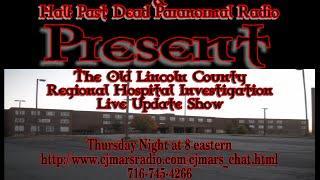 Half Past Dead Paranormal radio Investigation Special