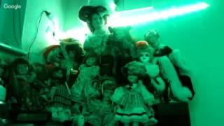Spirit Encounters live 8 hour dolls move on set ((((must watch)))))