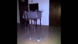 EVP/Video Session Possible Orbs, in Room 049 Hall Place. My Room #2b cont from 2a