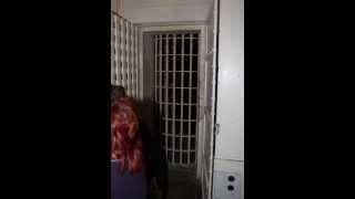 Old Hartford City Jail -  Cellblock EVP Session