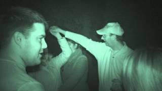 Fort Amherst ghost hunt - 13th December 2014 - Séance part 2