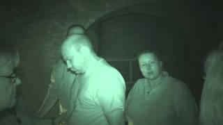 Fort Amherst ghost hunt - 8th August 2015 - Human Pendulum