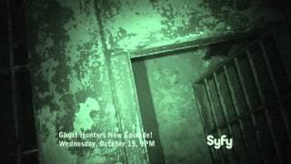 Ghost Hunters Sneak Peek Clip - The Scratch
