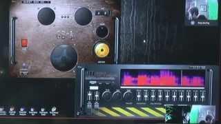 Ghost Box AMAZING SPIRIT CONTACT using GB-1 CAUGHT LIVE