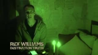 Haunted Stories Halloween Special With Guest Investigator Rex Williams of Destination Truth