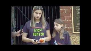 Messages From The Crypt - Gallo Family Ghost Hunters - Episode 5