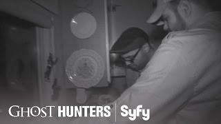 GHOST HUNTERS (Clips) | 'Meow' | Syfy
