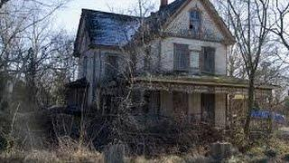 Ghost Hunting - Greenleaf haunted house Part 1