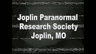 Joplin Paranormal Research Society