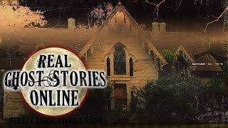 Real Ghost Stories: Abandoned Haunted House?