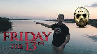 GETTING LOST AT FRIDAY THE 13th's CRYSTAL LAKE - The Paranormal Files Ep 14